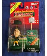 NFL Headliners Sideline Quarterbacks Brett Favre 1998 Limited Edition - New - $6.67