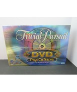 Trivial Pursuit Pop Culture Board Game w/ DVD Factory Sealed NIB - $9.80
