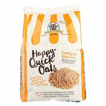 Bakery On Main Happy Quick Oats, 24 Ounce - 4 per case. - $47.42