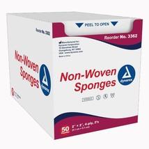 Dynarex Fleece Sponge Sterile 2s - $5.77+