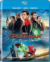 Spider-Man: Far from Home (Blu-ray + DVD + Digital)