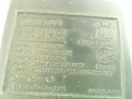 Nintendo SNES-002 Power Supply AC Adapter 10VDC 850mA - $23.27
