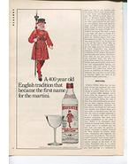 Beefeater London Distilled Dry Gin A 100 Year Old English Tradition That... - $1.50