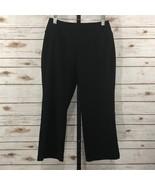 Women's Lucy Tech Black Crop / Capri XS Yoga Pants VGUC  (W14194) - $24.11