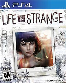 Life Is Strange PS4  Video Game (Sony PlayStation 4, 2016 New)