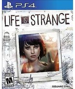 Life Is Strange PS4  Video Game (Sony PlayStation 4, 2016 New) - $29.89