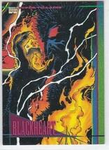 M) 1993 Marvel Comics Skybox Trading Card #51 Blackheart - $1.97