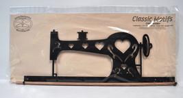 Clásico Motivos 22 Pulgadas Máquina Coser Manualidades Soporte - $34.98