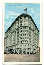 Piedmont Hotel Atlanta Georgia 1920s postcard - $5.89
