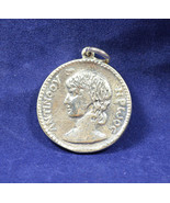 Antinous Sterling Silver Medallion - $89.90