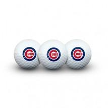 Chicago Cubs Golf Balls (3) - $7.99