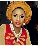 White Coral Beads Nigerian African Wedding Jewelry Set Latest Women Bride - $80.00