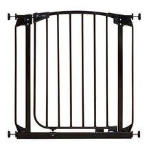 Dreambaby Chelsea Auto Close Security Gate in Black - $59.99