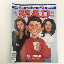 Mad Magazine March 1996 No. 343 Milk Every Gag Very Fine VF 8.0 - $9.45