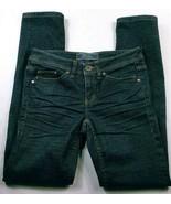 Tommy Bahama Denim Women's Jeans Size 0 Dark Wash Straight Stretch Whisk... - $41.97