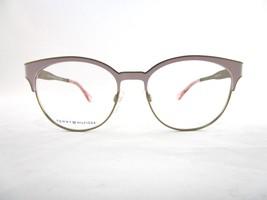 Tommy Hilfiger TH1359 K1U Optical Round Gold Pink Eyeglasses - $65.25