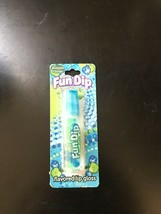 LOTTA LUV Roll-On LipGloss FUN DIP Shimmer RAZZAPPLE MAGIC DIP (carded) ... - $9.99