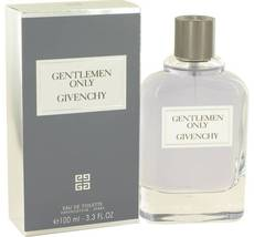 Gentlemen Only Cologne  By Givenchy for Men 3.4 oz Eau De Toilette Spray - $74.95