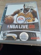 Sony PS3 NBA Live 08 image 1