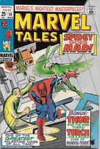 Marvel Tales Comic Book #19 Marvel Comics 1969 FINE+ - $12.13