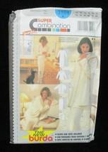 Pajamas Sleepware Sewing Pattern Size 10 12 14 16 18 20 Misses Burda 3101 - $5.93
