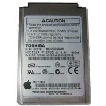 "Lot of 10 Toshiba MK4004GAH 40GB IDE Toshiba HDD1524 4200RPM 2MB 1.8"" 8.0mm - $177.10"