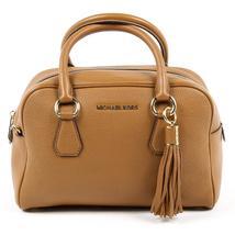 Michael Kors Womens Handbag BEDFORD 35S7GBFS2T ACORN - $375.38+