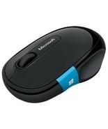 Microsoft Sculpt Comfort Mouse - BlueTrack - Wireless - Bluetooth - Black - $52.77