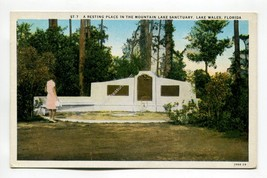 A Resting Place in the Mountain Lake Sanctuary Lake Wells Florida - $0.99