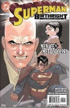 Superman Birthright Comic Book #5 DC Comics 2004 NEAR MINT NEW UNREAD - $3.50