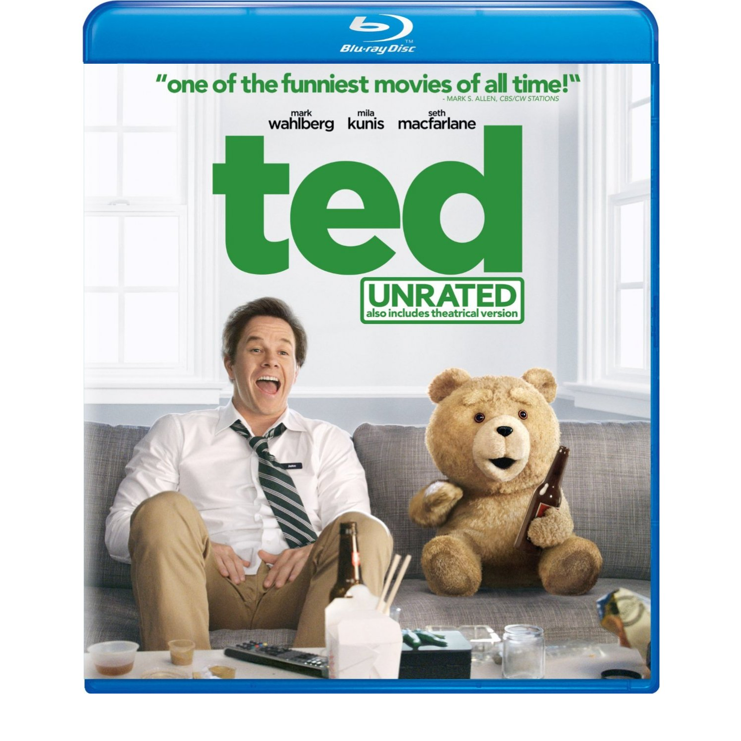 Ted [Blu-ray + DVD]
