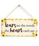 Meijiafei Tears are The Words The Heart Can't say - Poetic Friendship Gr... - $12.34