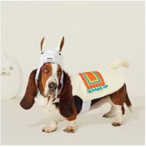 Hyde and Eek Boutique 'Llama' Pet Halloween Costume - Size X-Small - $12.86