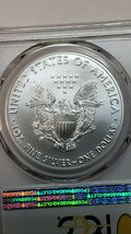 2020 P SILVER EAGLE Dollar $1 EMERGENCY ISSUE PCGS MS70 FDOI Coin Sku C135 image 4
