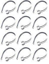 GadgetBRAT MOTOROLA HK110 Ear Hook Loop Clip Replacement, Clear - $3.68