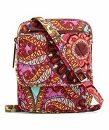 VERA BRADLEY MINI HIPSTER RESORT MEDALLION CROSSBODY BAG BRAND NEW - $29.99