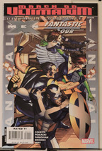 Ultimate X-Men Ultimate Fantastic Four Annual #1 - $2.25