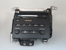 11 12 13 LEXUS CT200H AM/FM RADIO CD PLAYER RECEIVER 86120-76380 OEM - $197.99