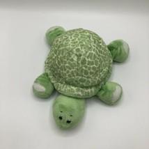 "Ganz Spotted Turtle Plush Green White Beanbag 10"" NO CODE - $12.86"