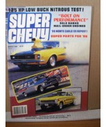 Super Chevy Magazine March 1986 '86 Monte Carlo SS Report, Super Parts f... - $8.99