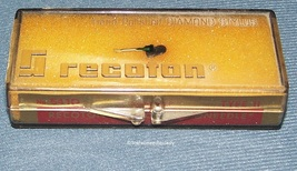 Recoton 541D for Euphonics 161 for EUPHONICS E-1 E-2 U-1 U-2 CARTRIDGE NEEDLE image 1