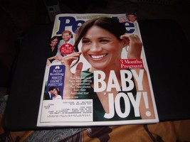 People Magazine - Meghan Markle Pregnancy Cover - October 29, 2018 - $5.04