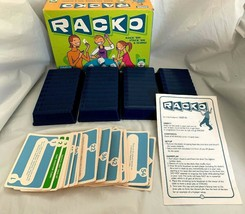RACKO Game w/Prime Cards, w/Fun FACT-Os, Multiple Variations #40073 Park... - $25.73
