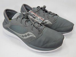 Saucony Kineta Relay Nylon Men's Running Shoes Size 9 M EU 42.5 Gray S25244-49