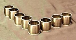 Metal Napkin Holders (8) AA20-CD0062 Vintage image 1