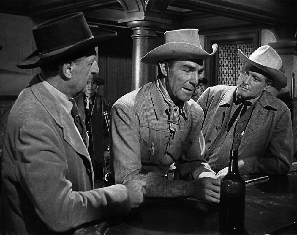 Doolins of Oklahoma DVD 1949 Randolph Scott Western NR Black & White