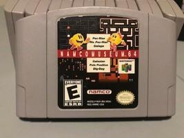 Namco Museum 64 (Nintendo 64, 1999) - $7.34