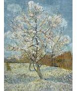 Decoration Poster.Peach Tree.Van Gogh art painting.Home Room wall decor.... - $10.89+