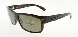 Serengeti Martino Dark Tortoise / Green Polarized Sunglasses 7528 - $224.91