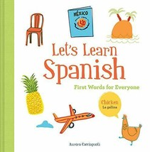 Let's Learn Spanish: First Words for Everyone - $9.99
